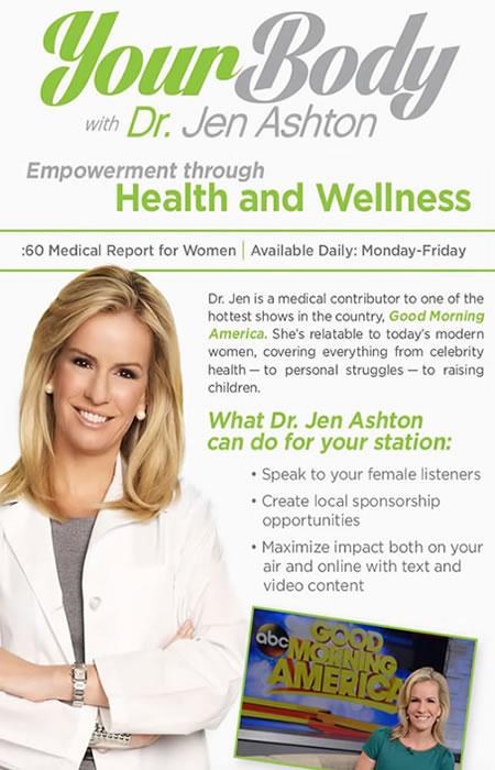 Good Morning America Dr Ashton : Jennifer ashton md